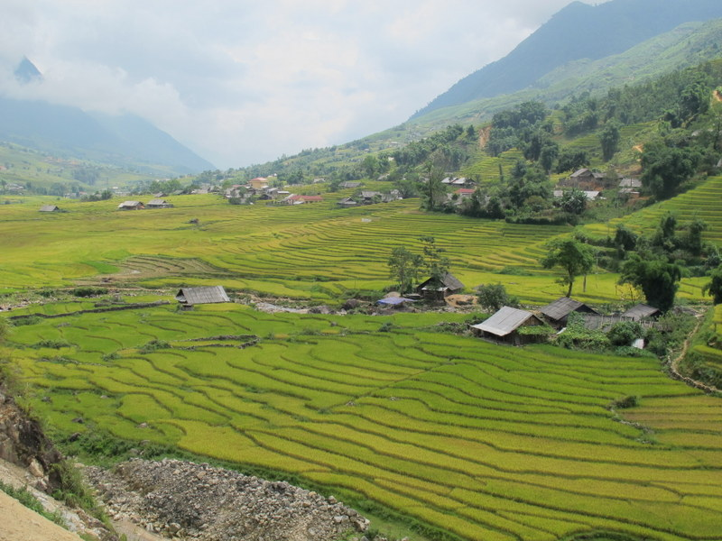Sa Pa valley