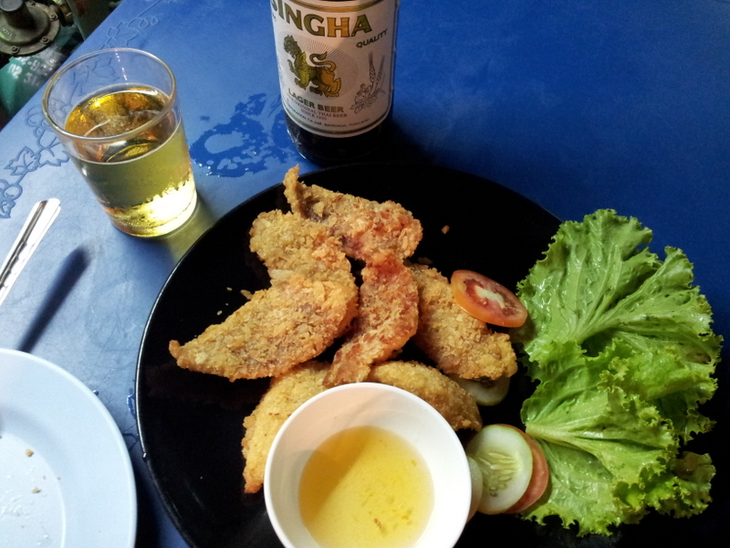 Chinatown Bangkok Calamari