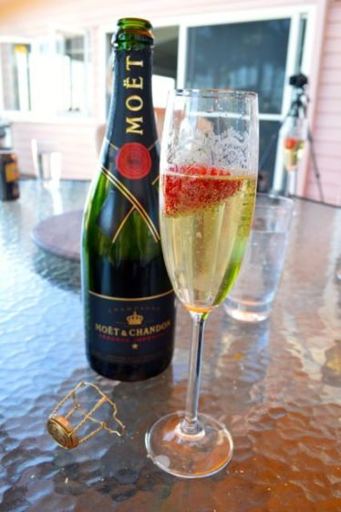 Mooloolaba Moet and Chandon Champagne