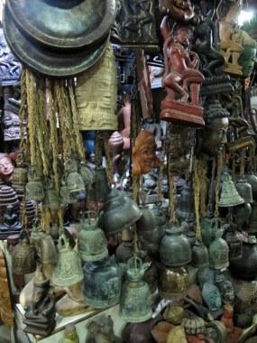 Central market Siem Reap Cambodia