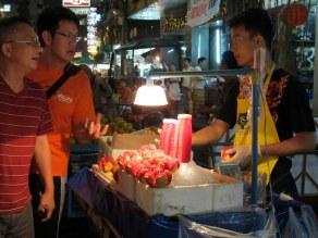 Street food in Chinatown, Bangkok