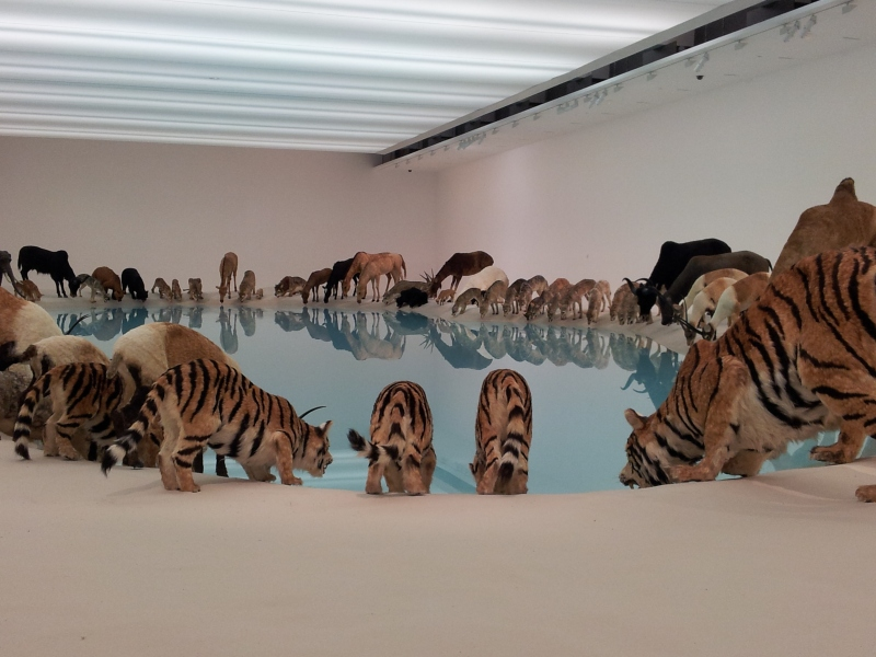 'Heritage' (2013) by Cai Guo-Qiang at GOMA