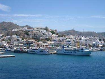 Paros Port 2