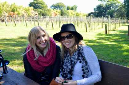 Kirst and Claire Witches Falls Winery, Tamborine