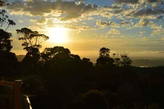Sunrise Mt Tamborine