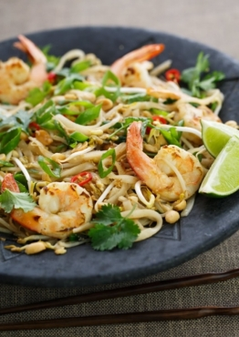 Pad Thai at Cafe de Siam, Image courtesy of The Urban List