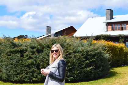 Kirst at Spicers Peak Lodge