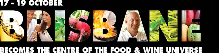 Brisbane Good Food & Wine Festival