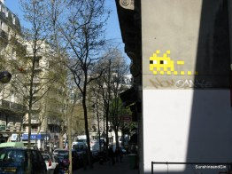 Invader (Artist) in Paris