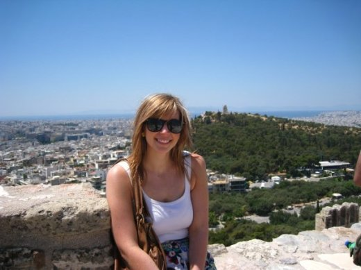 Kirst in Athens