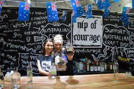 Nip of Courage at GFWS
