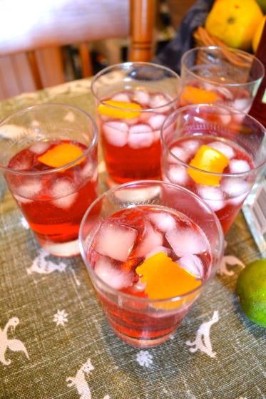 Negronis with Botanic Australis Gin