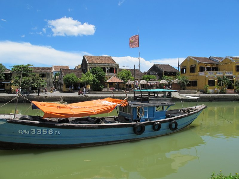 Hoi An, my favourite place in Vietnam.