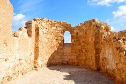 Byzantine Church at Masada