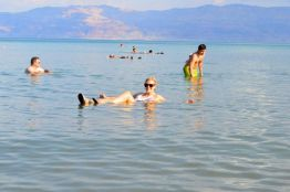 Chillin' in the Dead Sea