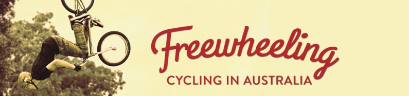 Freewheeling Cycling in Australia