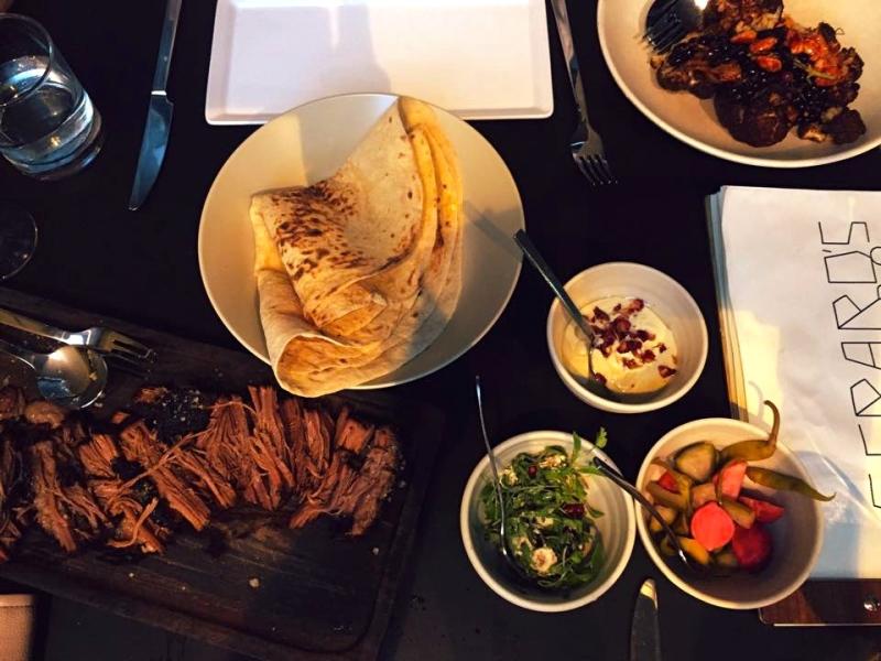 Dinner at Gerard's Bistro