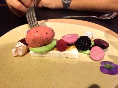 Dessert at Gerard's Bistro