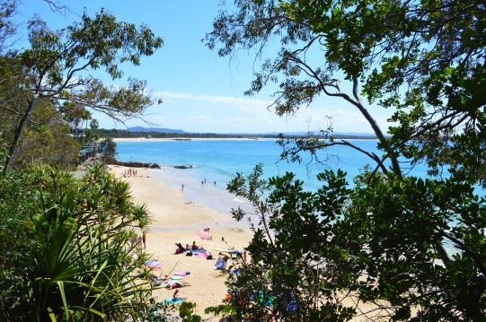 Beautiful Noosa beaches