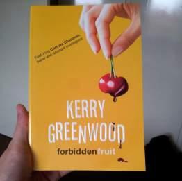 Kerry Greenwood Reading Challenge