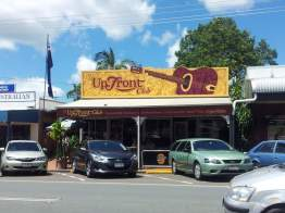 The Up Front Club, Maleny high street