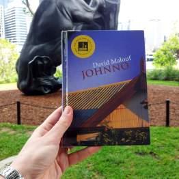 Reading Challenge Johnno