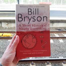 Reading Challense Bill Bryson